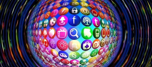 Social Media Icons (pixabay_geralt)